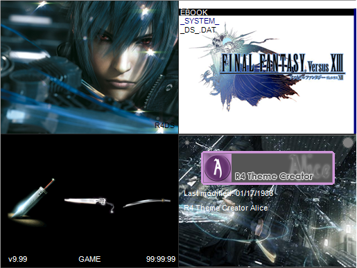 Thumbnail 1 for Final Fantasy Versus XIII Skin